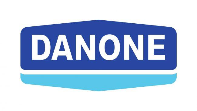 Danone Logo 1972-1993