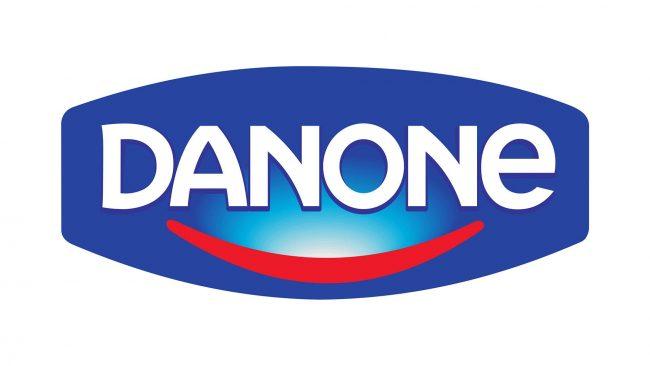 Danone Logo 2005-2017