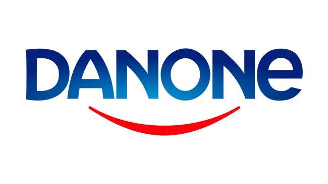 Danone Logo 2017-heute