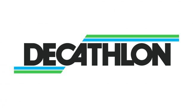 Decathlon Logo 1976-1980