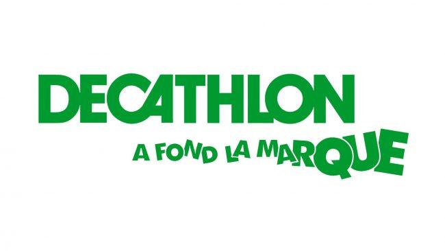 Decathlon Logo 1980-1990