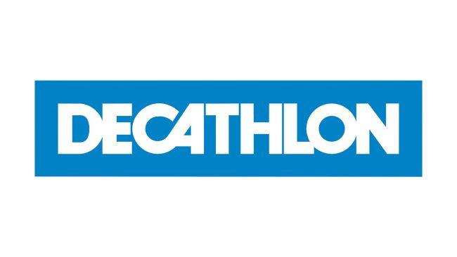 Decathlon Logo 1990-heute