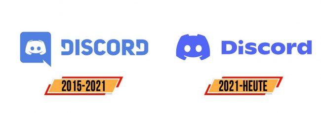 Discord Logo Geschichte