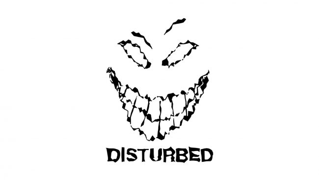 Disturbed Logo 2000-2002