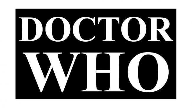 Doctor Who Logo 1967-1970