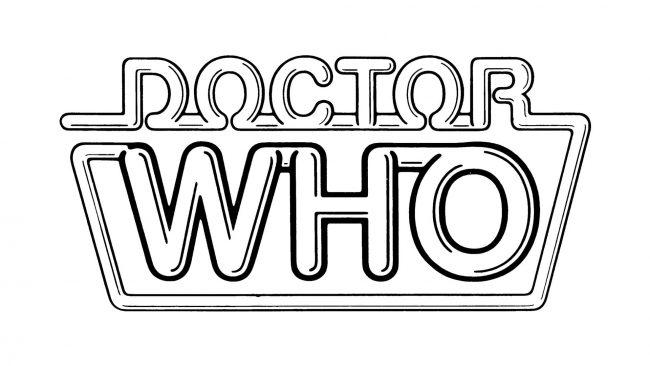 Doctor Who Logo 1980-1984