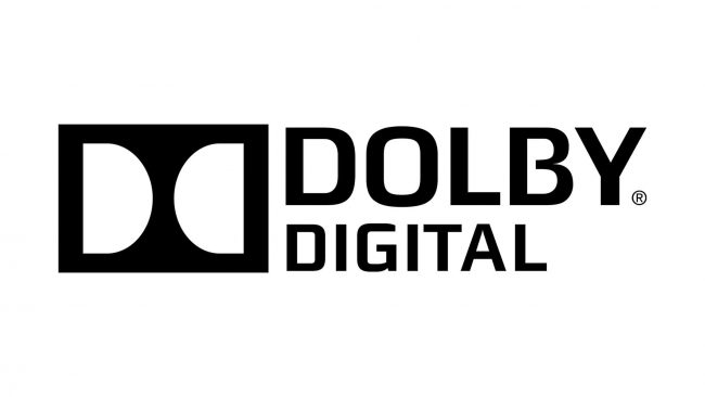 Dolby Digital Logo 2012-heute