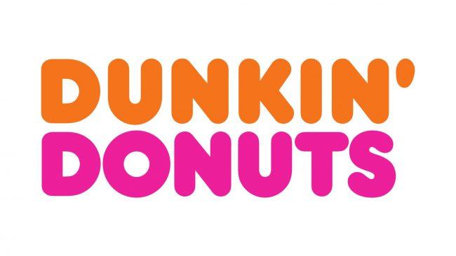 Dunkin' Donuts Logo 1976-2002