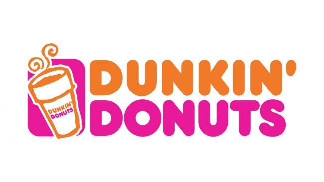 Dunkin' Donuts Logo 2002-2007