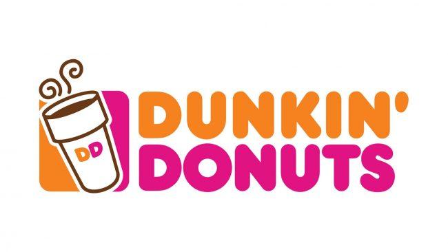 Dunkin' Donuts Logo 2007-2019