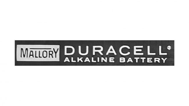 Duracell Logo 1964-1977