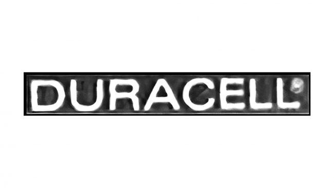 Duracell Logo 1977-1985