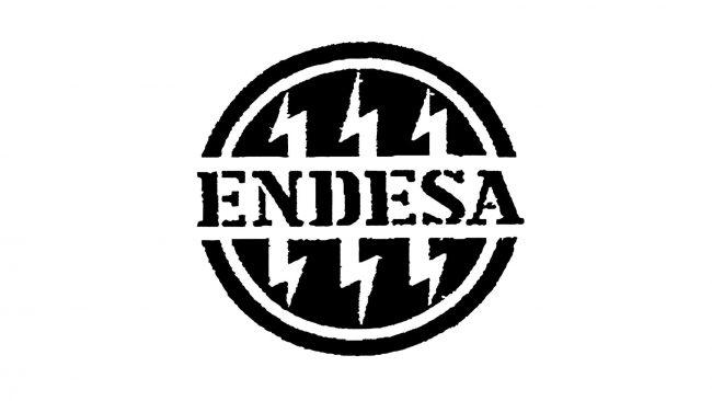 Endesa Logo 1973-1988