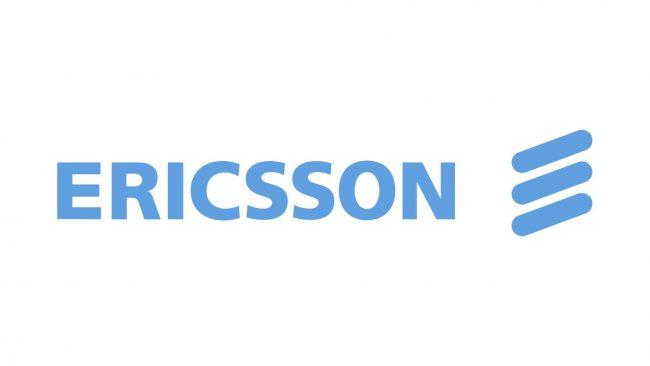Ericsson Logo 1982-2009