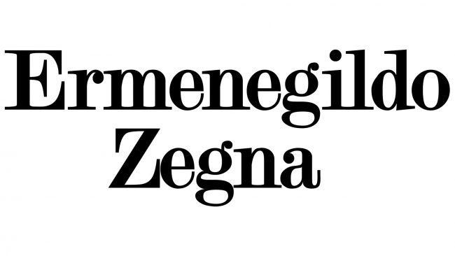 Ermenegildo Zegna Emblem
