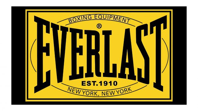 Everlast Logo 1910-1978