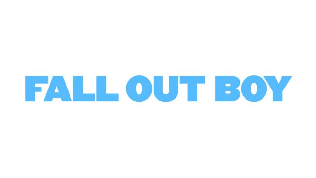Fall Out Boy Logo 2003-2005