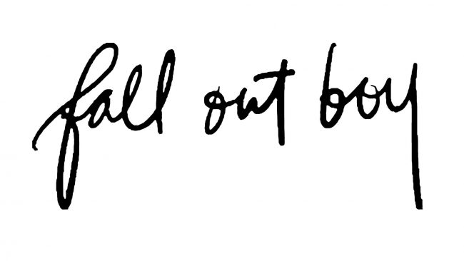 Fall Out Boy Logo 2007-2008
