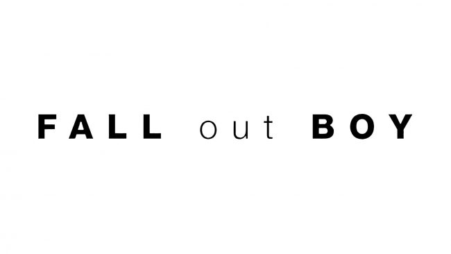 Fall Out Boy Logo 2008-2013