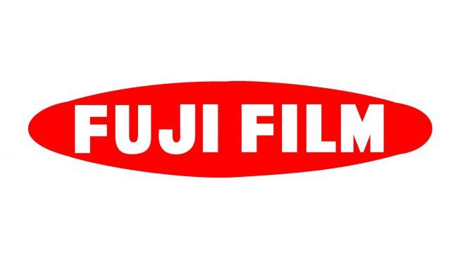 Fuji Film Logo 1960-1980