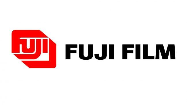 Fuji Film Logo 1985-1992