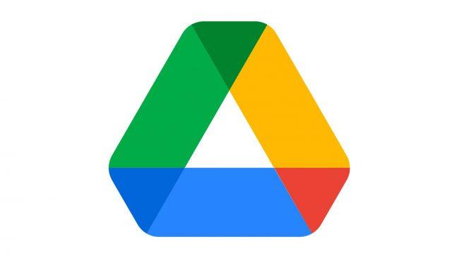 Google Drive Logo 2020-heute