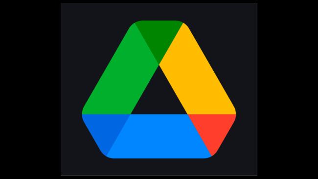 Google Drive Zeichen
