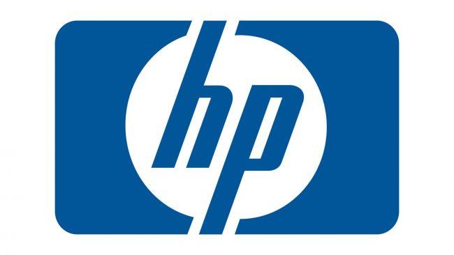 Hewlett-Packard Logo 1981-2008