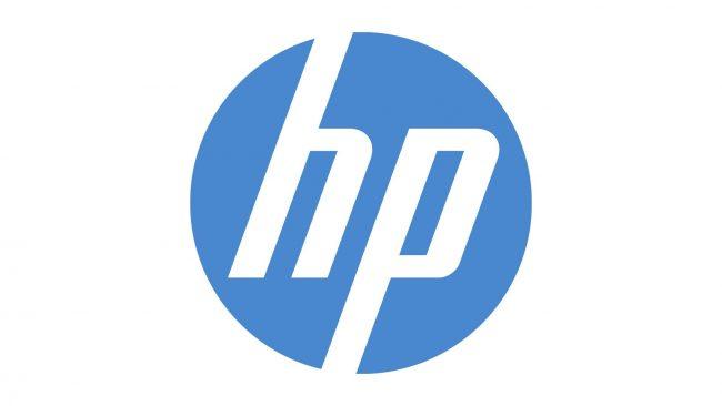 Hewlett-Packard Logo 2012-heute