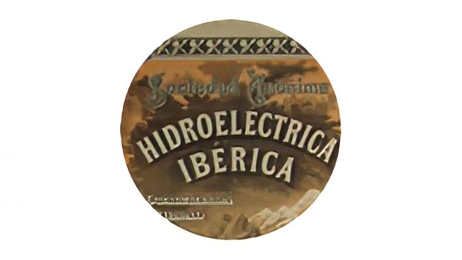 Hidroeléctrica Ibérica Logo 1901-1944