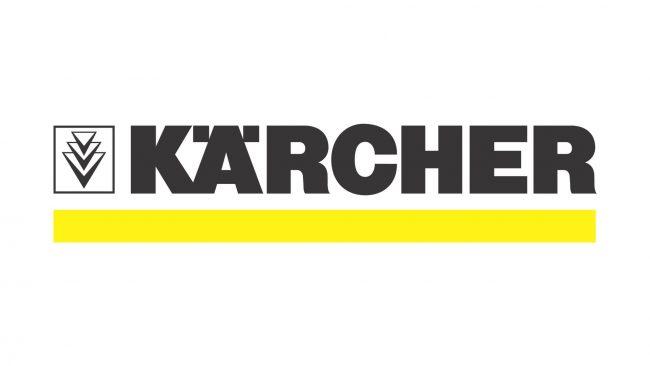 Kärcher Logo 1935-2015