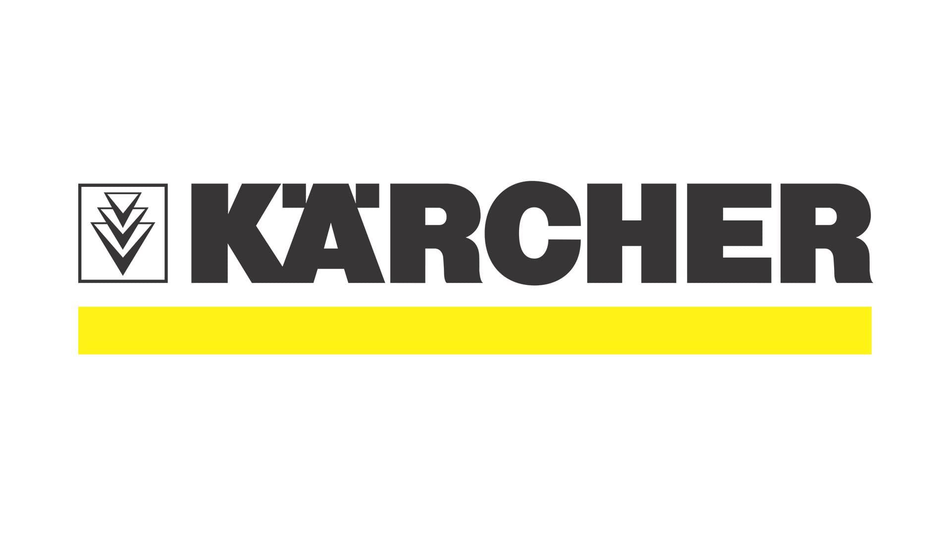 Karcher Logo | Logo, zeichen, emblem, symbol. Geschichte und Bedeutung