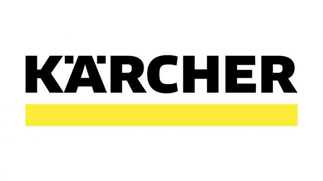 Kärcher Logo 2015-heute
