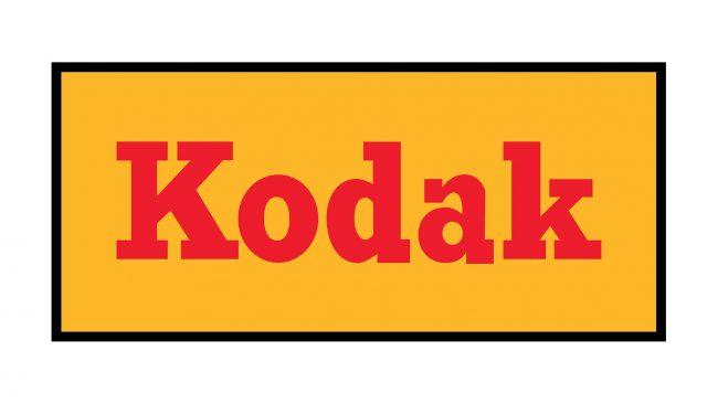 Kodak Logo 1935-1960