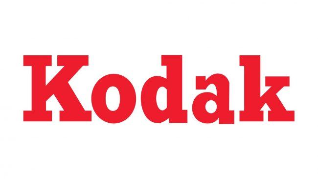 Kodak Logo 1935-1987