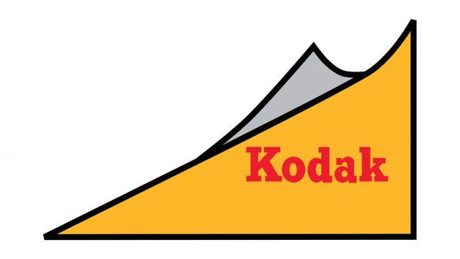 Kodak Logo 1960-1971