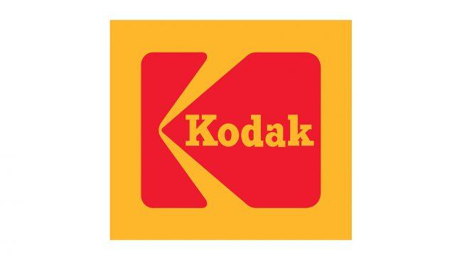 Kodak Logo 1971-1987
