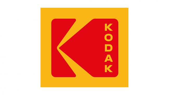Kodak Logo 2016-heute