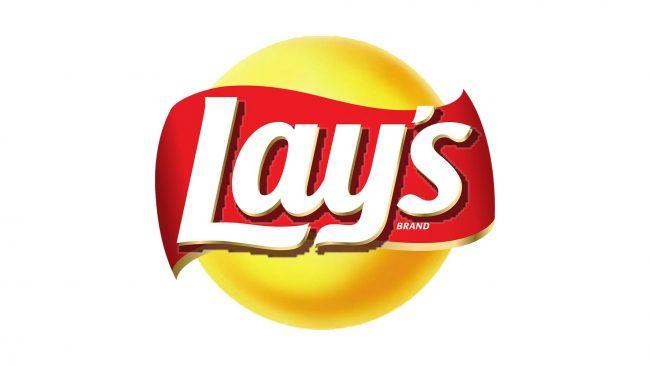 Lay's Logo 2007-2019