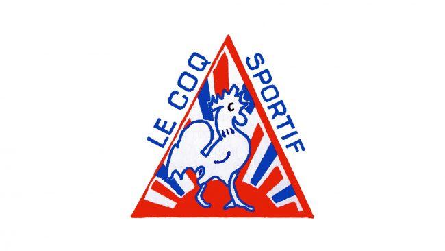 Le Coq Sportif Logo 1950-1960