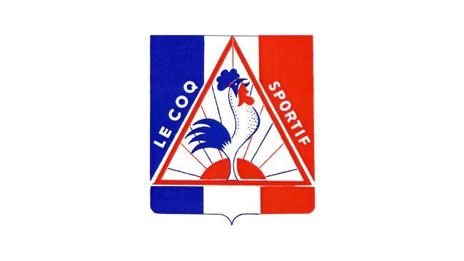 Le Coq Sportif Logo 1965-1966