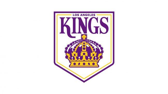 Los Angeles Kings Logo 1967-1975