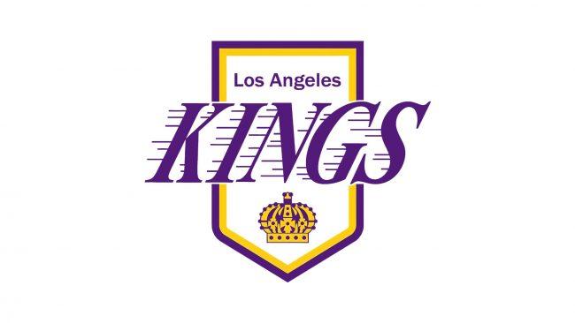 Los Angeles Kings Logo 1975-1987