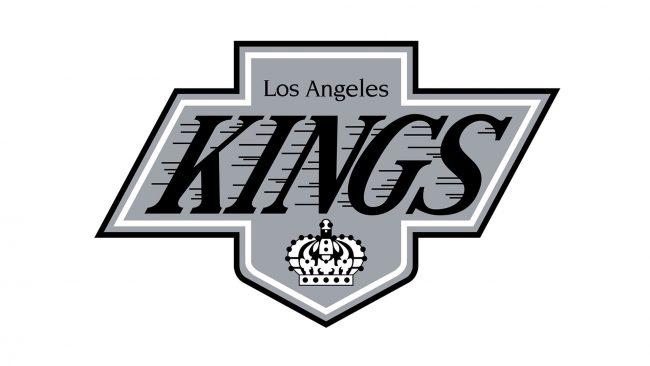 Los Angeles Kings Logo 1988-1998