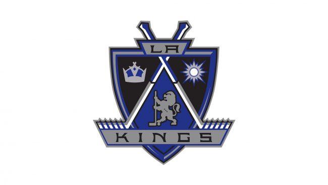 Los Angeles Kings Logo 1998-2002
