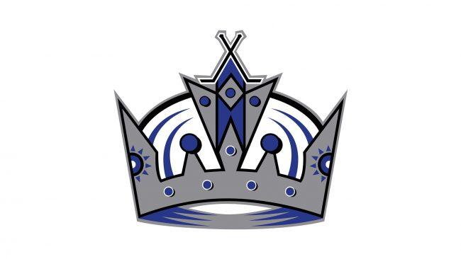 Los Angeles Kings Logo 2002-2011