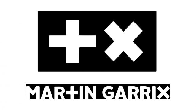 Martin Garrix Logo 2014-heute