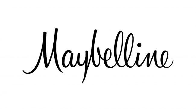 Maybelline Logo 1915-1990