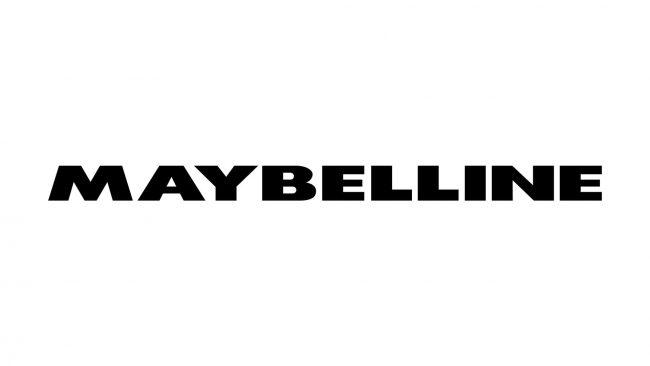 Maybelline Logo 1990-1996