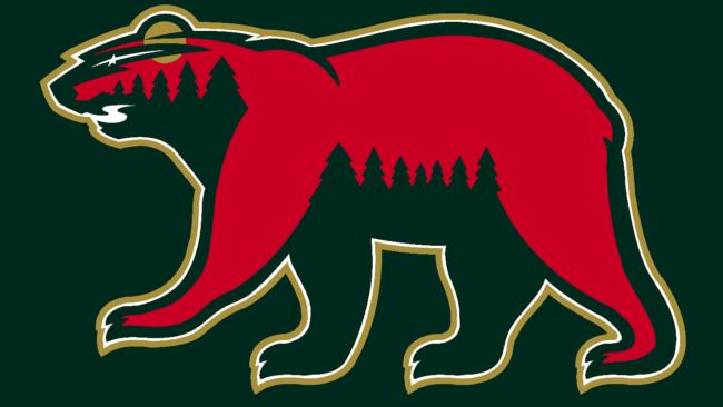 Minnesota Wild Zeichen
